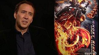 Ghost Rider 2 - Videokritik & Interview mit Nicolas Cage