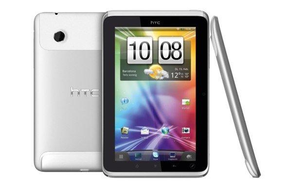 HTC Flyer Tablet 16GB WiFi für 279 Euro bei Amazon