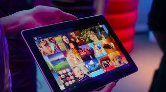 Huawei MediaPad 10 FHD - Hands-On - IFA 2012