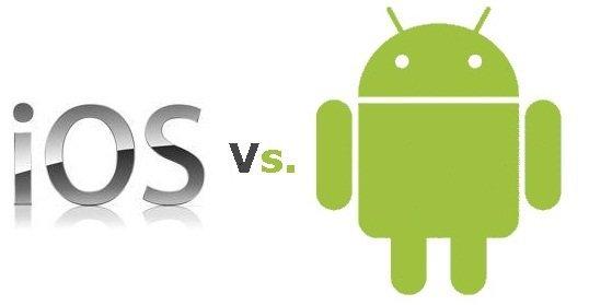 iOS-Anwendungen stürzen häufiger ab als Android-Programme