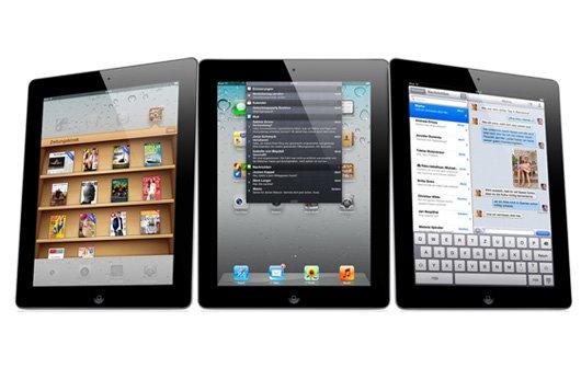 Seite an Seite: iPad 2 und iPad 3 im Bildvergleich (Update)