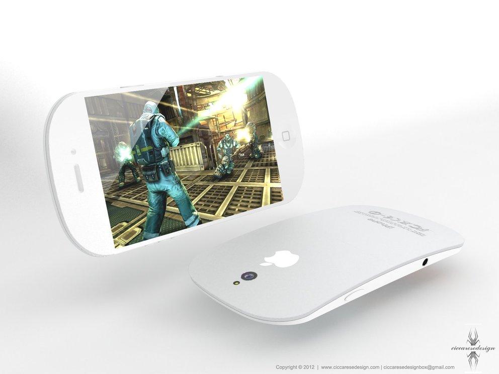 iPhone 5 Designkonzept von Ciccarese Design