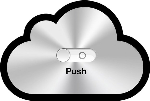 iCloud Push Emails