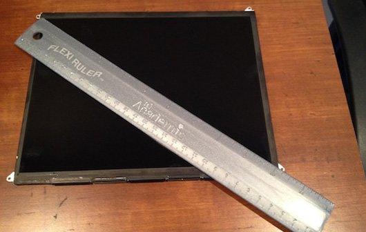 iFixit: Weiterer Blick aufs wahrscheinliche iPad-3-Display