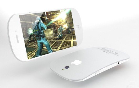 iPhone 5: Inoffizielles Design-Konzept