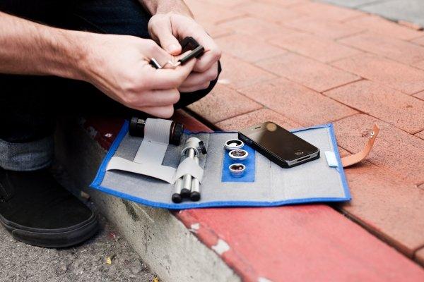 iPhone Lense Wallet
