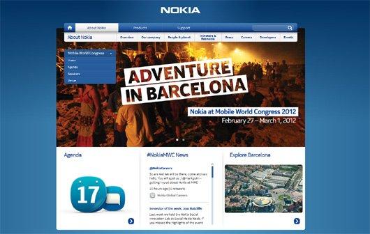 Kündigt Nokia per Video eine Innovation bei Handy-Kameras an?