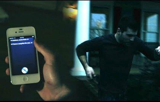 Vid of the Day: Psycho Siri