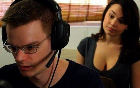 Shit Gamers Say To Their Girlfriends – die besten Zocker-Phrasen aus der Beziehungshölle