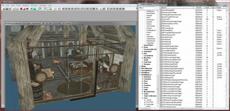 Skyrim Creation Kit: Mit dem Fixer von EdenGallant könnt ihr auch Mods für die DLCs erstellen