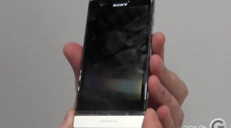 Sony Xperia S: Android 4.0.4 Ice Cream Sandwich-Update angekündigt