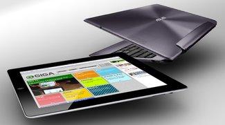 iPad 2 und Asus Transformer Prime: Zwei Premium-Tablets im Video-Vergleich