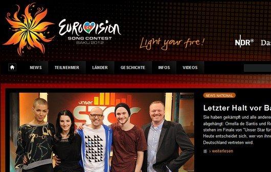 Unser Star für Baku: Das Finale im Live-Stream - wer fährt zum ESC?