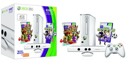 Xbox 360: Microsoft kündigt neues Bundle an