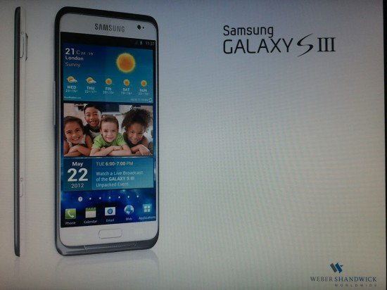 Samsung Galaxy S3 Fake