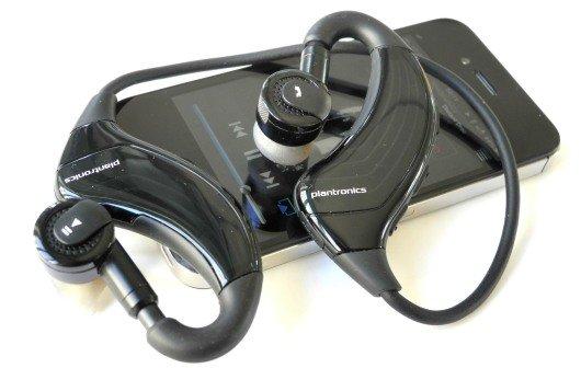 Test: Stereo-Bluetooth-Headset plantronics BackBeat 903+