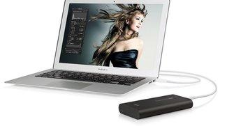 Elgato liefert Thunderbolt SSD aus