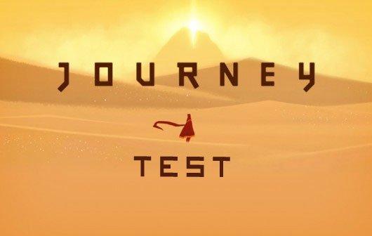 Journey Test - Warum spielst du eigentlich?