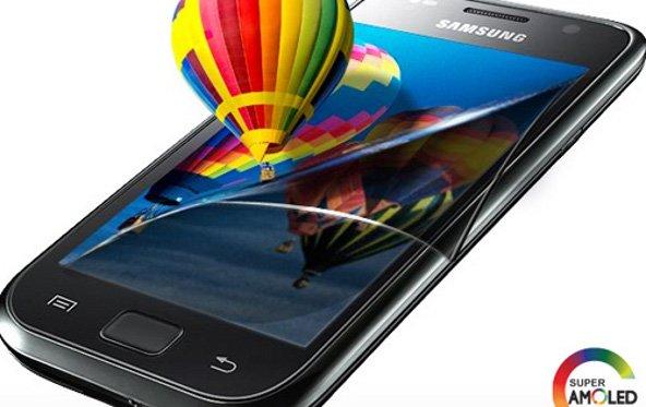 CeBIT 2012 - Aktuelle Smartphone- und Tablet-Displays im Überblick