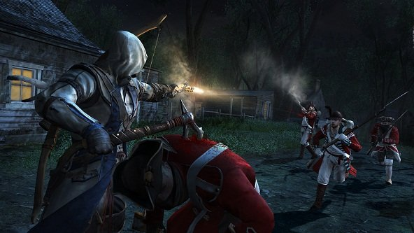 Assassin's Creed 3: Gameplay-Trailer zeigt Boston