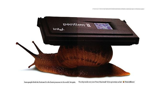 Apple Ad 1998