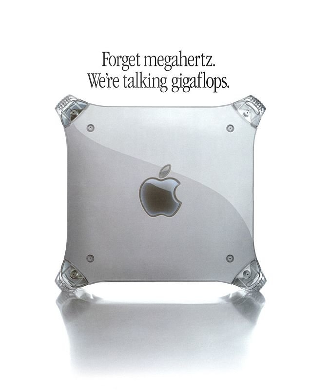 Apple Ad 1999