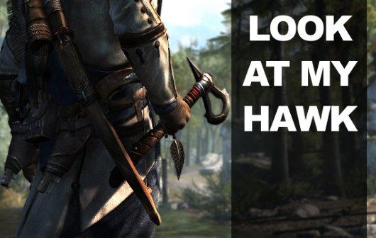 Assassin's Creed 3: Die Waffen eines Mohawk-Meuchlers