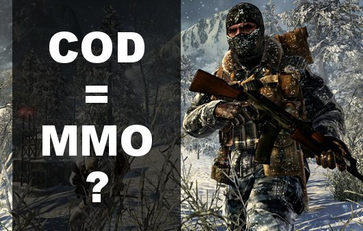 Black Ops 2: Kein Storymodus, Call of Duty wird zum Shooter-MMO