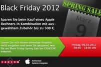 Nur heute: Black Friday Spring Sale bei CANCOM