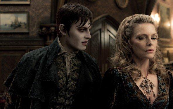 Dark Shadows - der Trailer für den neuen Johnny Depp/Tim Burton Film