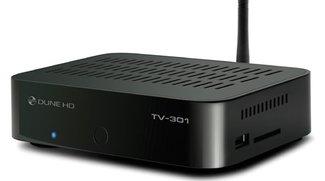 Mediaplayer Dune HD TV-301: WLAN, USB 3.0 und Wechsel-HDD