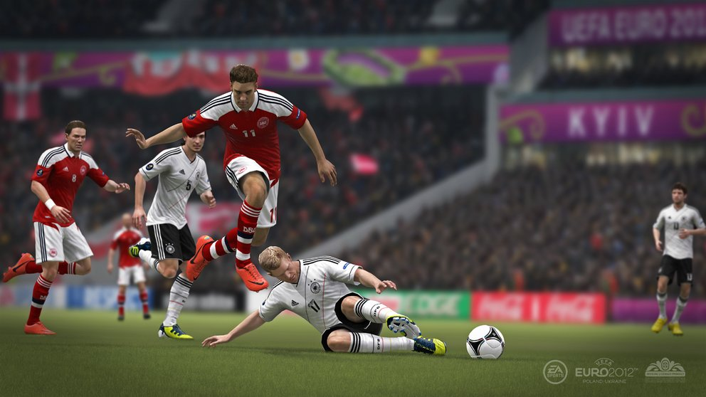 UEFA Euro 2012: Erster Trailer zum FIFA 12 DLC