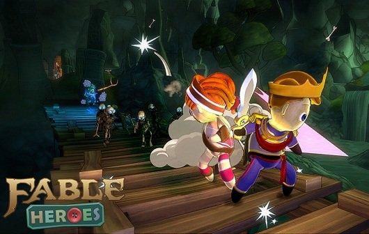 Fable Heroes: Entwicklertagebuch zum XBLA-Titel
