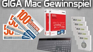 Das große GIGA-Mac-Gewinnspiel: Des Rätsels Lösungen