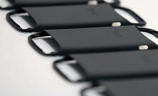 HTC One S: Video zur Gehäusefertigung
