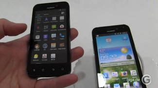 MWC 2012: Huawei Honor Hands-On