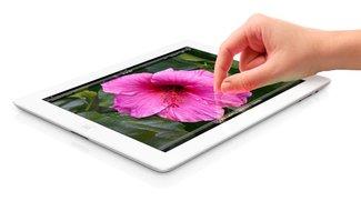 Neues iPad: Display-Glas ähnlich fragil wie beim iPad 2
