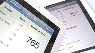 iPad 3 und iPad 2 im Leistungs-Check (Video)