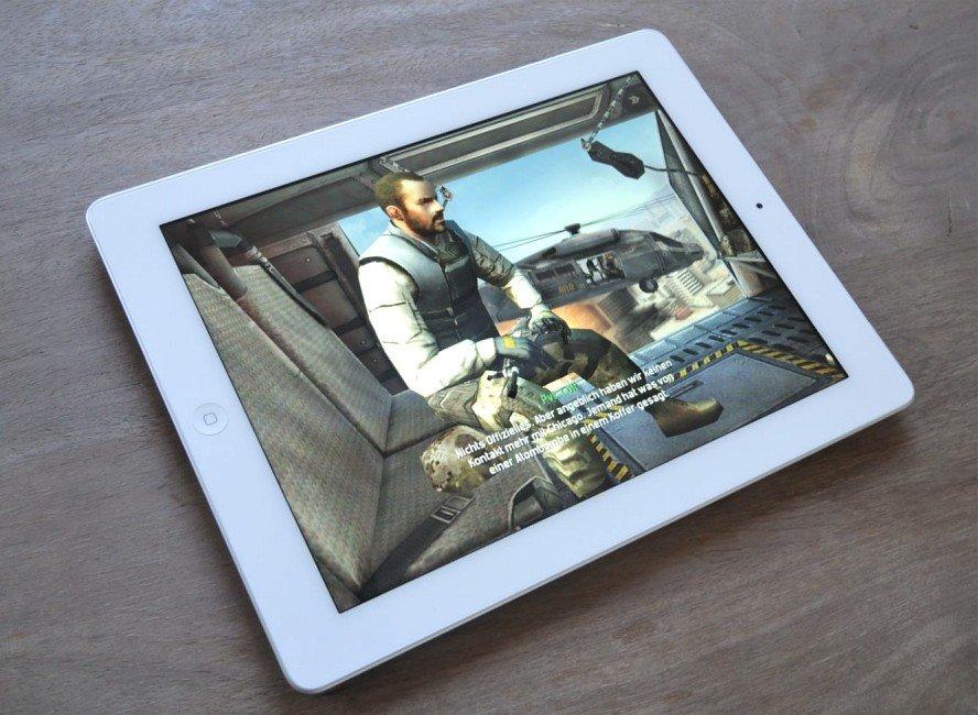 "Neue iPad-Werbung: ""Do It All"""