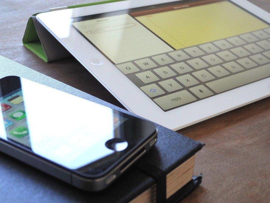 Vielen Dank für Ihre Bestellung: 650 iPads für das britische Unterhaus