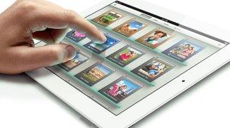 Neues iPad: Batterieanzeige ungenau - Bilder in Safari mit nur einem Megapixel