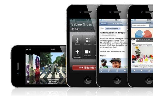 Kostenlose Upgrades: Weitere iPhone-4-Modelle werden gegen 4S getauscht