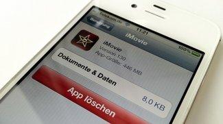 iPhone-Speicher voll? So schafft man Platz: Daten und Apps löschen, aufrüsten