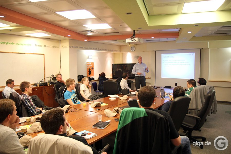 ICQ Workshop