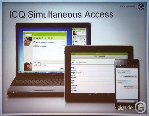 ICQ Multi-Login