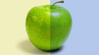 Farbstich: iPad 3 ist nicht das Gelbe vom Ei