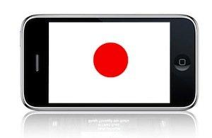 iPhone erstmals führend in Japan