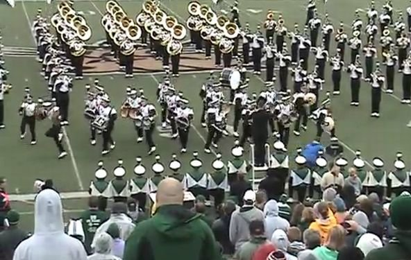 "LMFAO: ""Party Rock Anthem"" - lustiges Video der Marching-Band-Version"