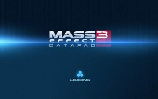 Mass Effect 3: Wie man ME-News definiert