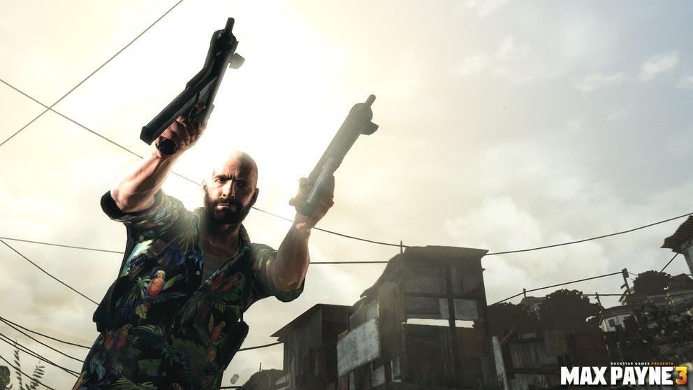 Max Payne 3: Die Maschinenpistolen im Überblick